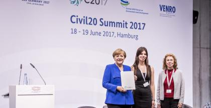 Civil20 Summit 2017